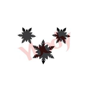 Stencil Adesivo 54901 3...
