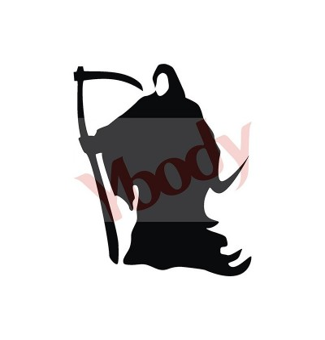 Stencil Adesivo 85300 Reaper
