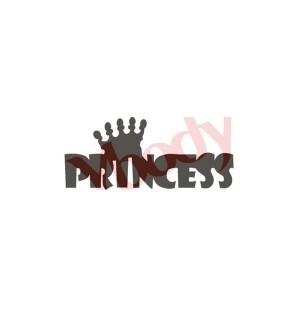 Stencil Adesivo 96100 Princess
