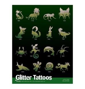 Glitter Gel - GlitterMark - Fucsia