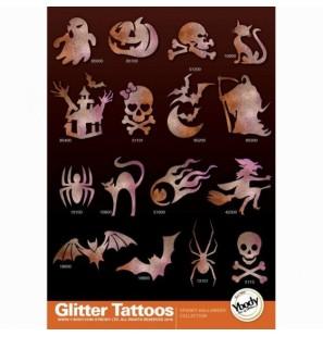 Stencil Set  Spooky...