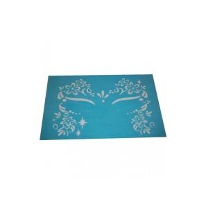 Stencil Spring Princess 42904