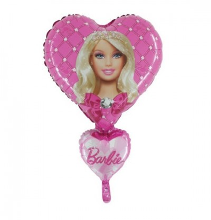 Super Shape Barbie Cuore...