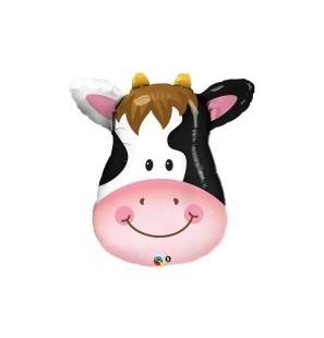 SUPER SHAPE CONTENTED COW...