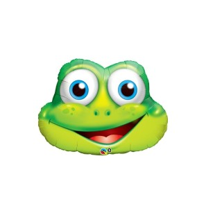 "SUPER SHAPE FUNNY FROG 32""..."