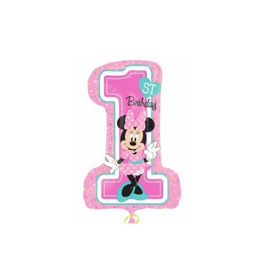 Super Shape Minnie 1st...