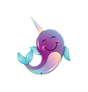 SUPER SHAPE PARTY NARWHAL...