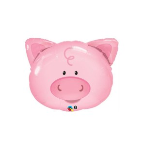 "SUPER SHAPE PLAYFUL PIG 30""..."