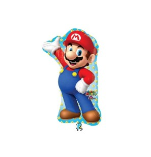"Super Shape Super Mario 22""..."