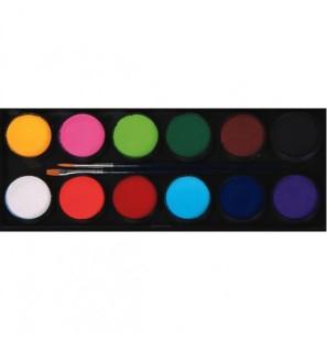 Tavolozza 12 colori essenziali