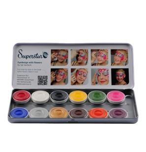 Tavolozza 12 colori...