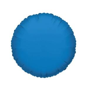 "Tondo Blu Scuro 18""-Mylar"