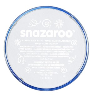White Snazaroo - 18 ml