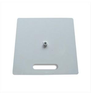 Base Metallo 40 X 40 cm - 5...