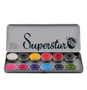 Tavolozza 6 colori Fondotinta Compatti - Ton 01
