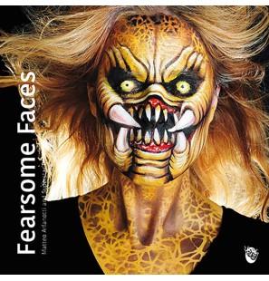 Libro Fearsome Faces -...