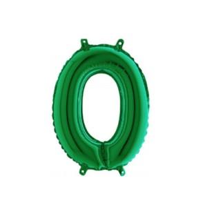 Numero 0 35cm Verde...