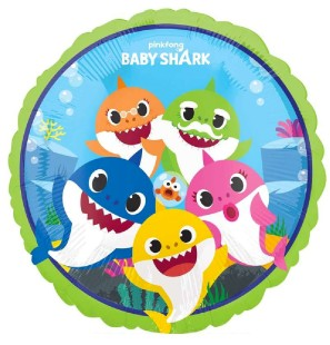 "Baby Shark 18""/45cm..."