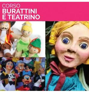 Corso di Burattini e Teatrino