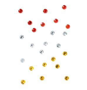 24 Cristalli Swarovski Oro...