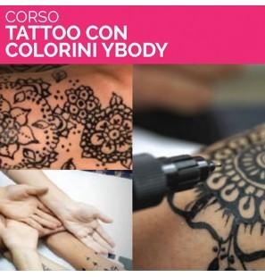 Corso Tattoo Temporanei con...