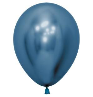 20 Palloncini Blu Reflex...