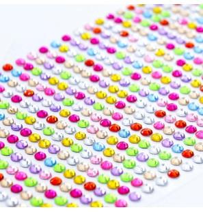 Pietre adesive Multicolor
