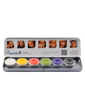 Tavolozza 6 Colori...