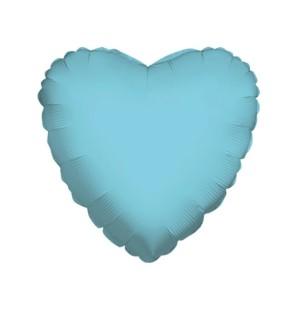 "Cuore Baby Blue 18""-Mylar"