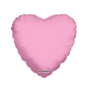 "Cuore Baby Pink 18""-Mylar"