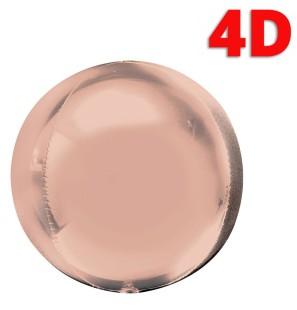 """Sfera 4D Rosa Gold 22""""/56cm..."""