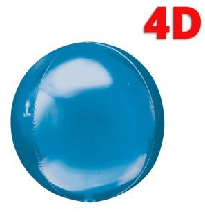 """Palloncino Trasparente 18"""" - Stampa Auguri - Regalo nel Pallone"""