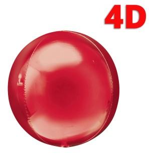 """Sfera 4D Rosso 22""""/56cm..."""