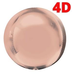 """Sfera 4D Rosa Gold 32""""/81cm..."""