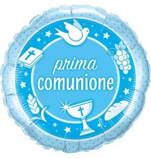 Palloncino Prima Comunione...