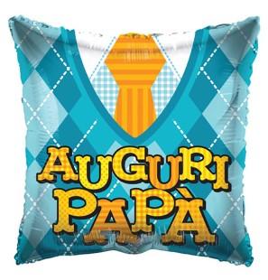 Palloncino Auguri Papà a...