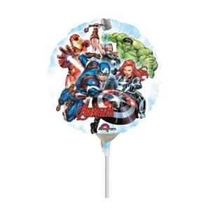 "Palloncino Avengers 9""/23cm..."