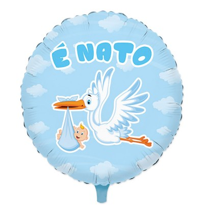 Palloncino E' Nato Nuvola...
