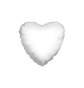 Palloncino Cuore Bianco...