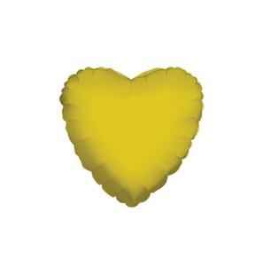 Palloncino Cuore Oro...