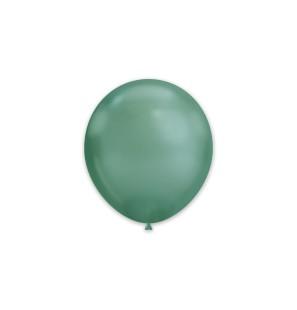 1 Palloncino Verde Chrome...