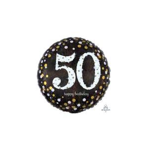 Birthday 50  Sparkle...