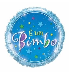 """E'UN BIMBO STARS 18"""" - MYLAR"""