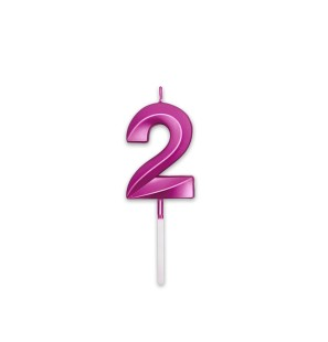 "BABY GIRL BANNER DOTS 18"" - MYLAR"