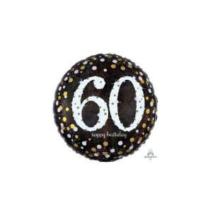 Birthday 60 Sparkle...