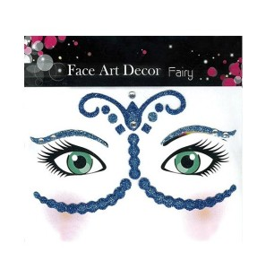 Face Art Decor Fairy