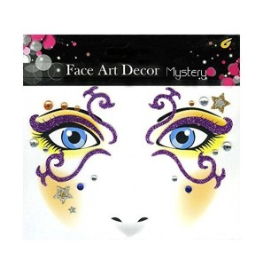 Face Art Decor Mystery