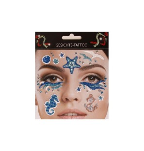 Face sticker Marine - 14410