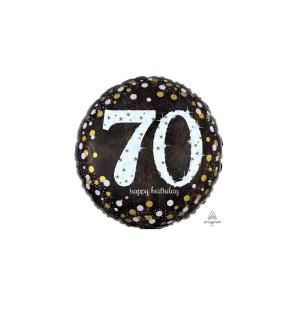 Birthday 70 Sparkle...