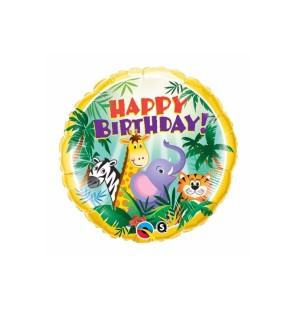 Giungla Happy Birthday...